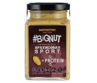"Арахисовая паста ""Спорт"" с протеином,  240 гр."
