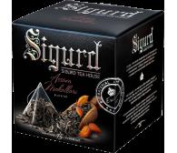 Чай SIGURD пирамидки черный Assam Mokalbari 15*2гр