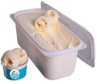 """Ванна мороженого """"Премиум"""" пломбирное, 3кг"""