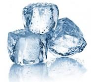 Лёд пищевой в кубиках, 2кг.