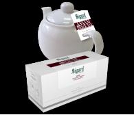 """Чай пакет. на чайник  Sigurd """"Ассам"""" черный (15х5гр)"""