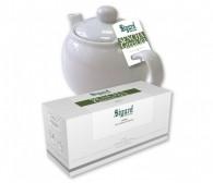 "Чай пакет. на чайник Sigurd ""Сенча"" зеленый (15х5гр)"