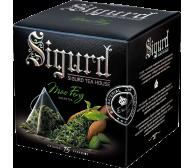 Чай SIGURD пирамидки зеленый Mao Feng 15*1,7гр