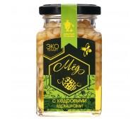 Кедровый орех в меду, 300гр.