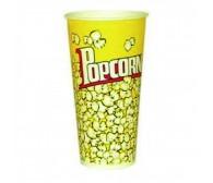 V24, Стакан для попкорна, 700 мл, 100 шт